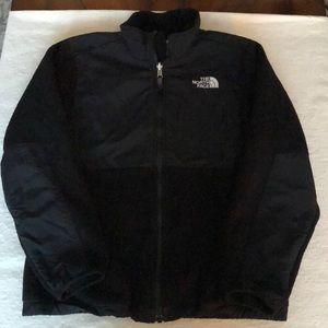 Nice North Face Sherpa jacket!